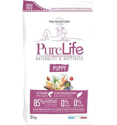 Flatazor Pure Life Puppy, croquette pour chien