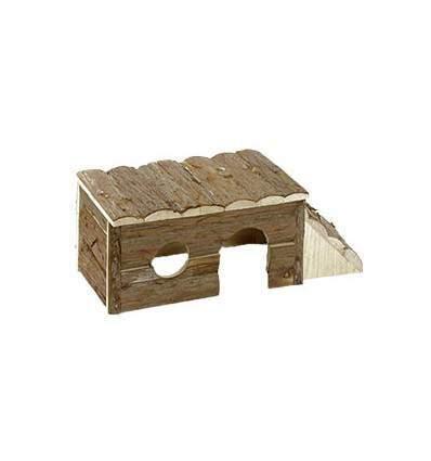 Maisonnette Bigfoot Cochon d'inde / Lapin nain