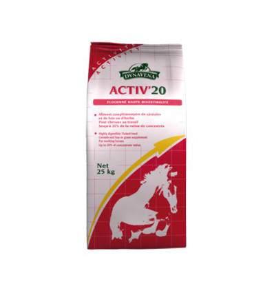 Dynavena Activite Activ 20 - Aliment pour cheval