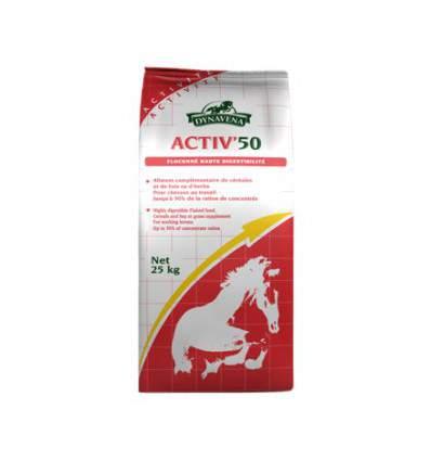 Dynavena Activite Activ 50 - Aliment pour cheval