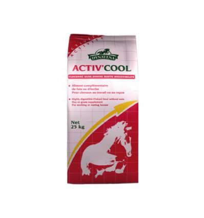 Dynavena Activite Activ Cool - Aliment pour cheval