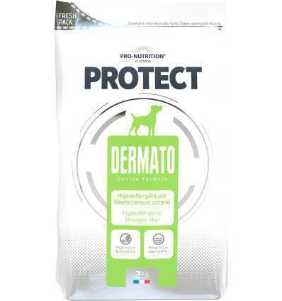 Pro Nutrition - Flatazor Protect Dermato Chien
