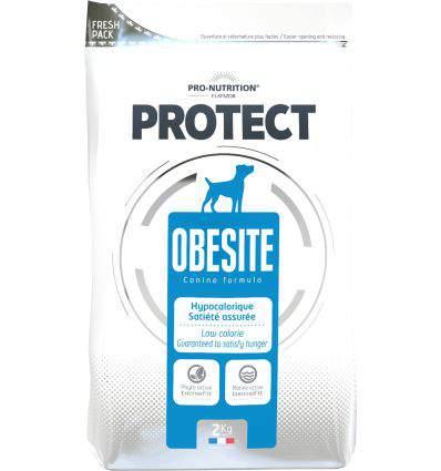 Pro Nutrition - Flatazor Protect Obésité Chien