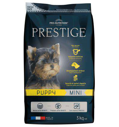 Pro Nutrition - Flatazor Prestige Puppy Mini