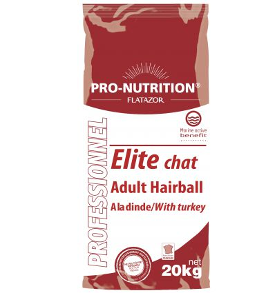 Flatazor Elite Chat Adult Hairball
