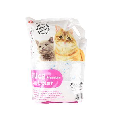 Litière pour chat anti-allergique