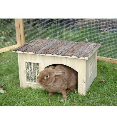 Maison lapins et rongeurs
