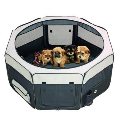 parc à chiot - parc à chiot pliable - accessoire pour chien