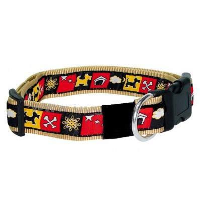 Collier ajustable Dg's life - collier pour chien