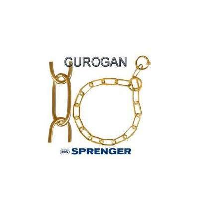 Collier Sprenger Curogan mailles longues  - collier pour chien