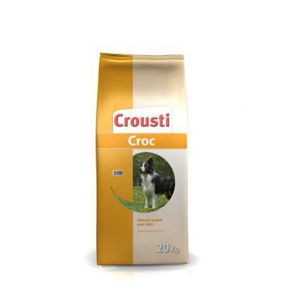 Crousti Croc - Croquette pour chien - aliment pour chien - produit pour