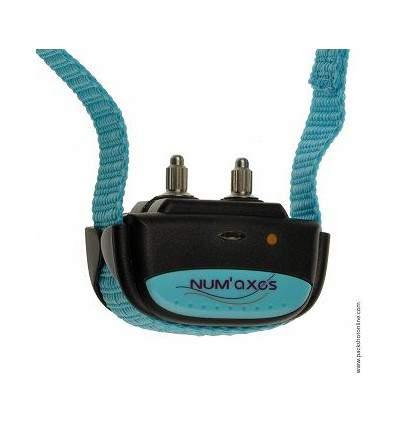 Iki pulse - collier anti aboiement - accessoire pour chien