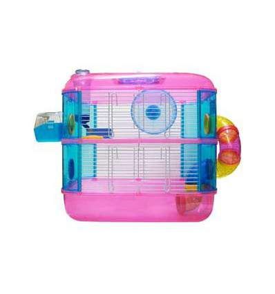 Cage pour hamster Starbase